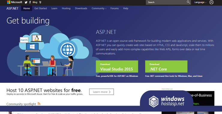 Get Cheap ASP.NET Core 1.1 Hosting with Powerful Speed