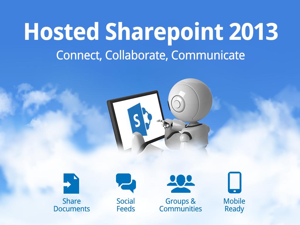 Sharepoint-hosting