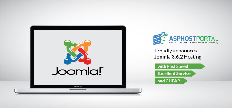 ASPHostPortal.com Announces Joomla 3.6.2 Hosting Solution