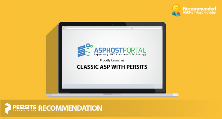 Cheap and Reliable ASP.NET Hosting :: ASPHostPortal.com Proudly Announces Classic ASP Hosting with Persits