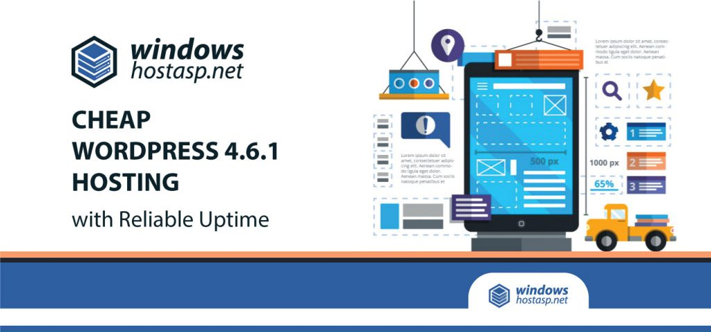 Cheap WordPress 4.6.1 Hosting with Reliable Uptime