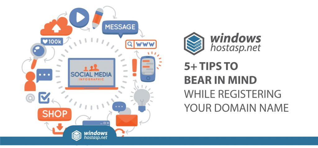 5+ Tips To Bear in Mind While Registering Your Domain Name