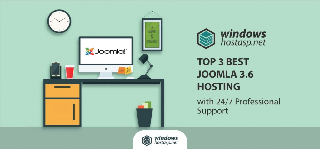 Top 3 Best Joomla 3.6 Hosting