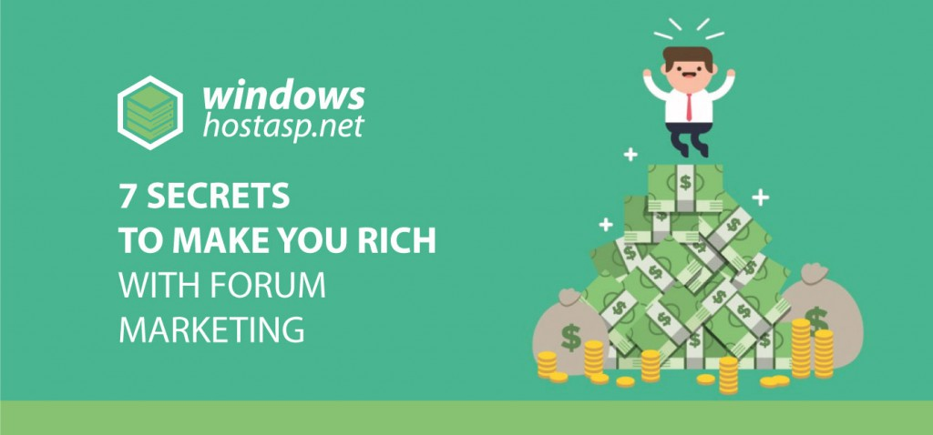 7 Secrets To Make You Rich With Forum Marketing