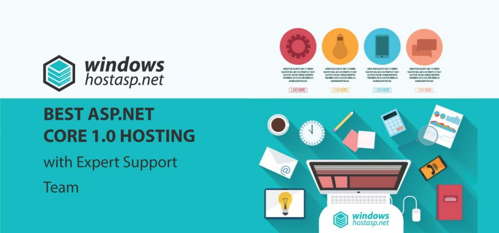 Best ASP.NET Core 1.0 Hosting