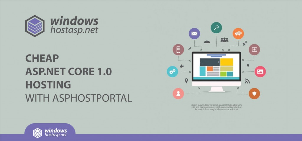 Cheap ASP.NET Core 1.0 Hosting with ASPHostPortal