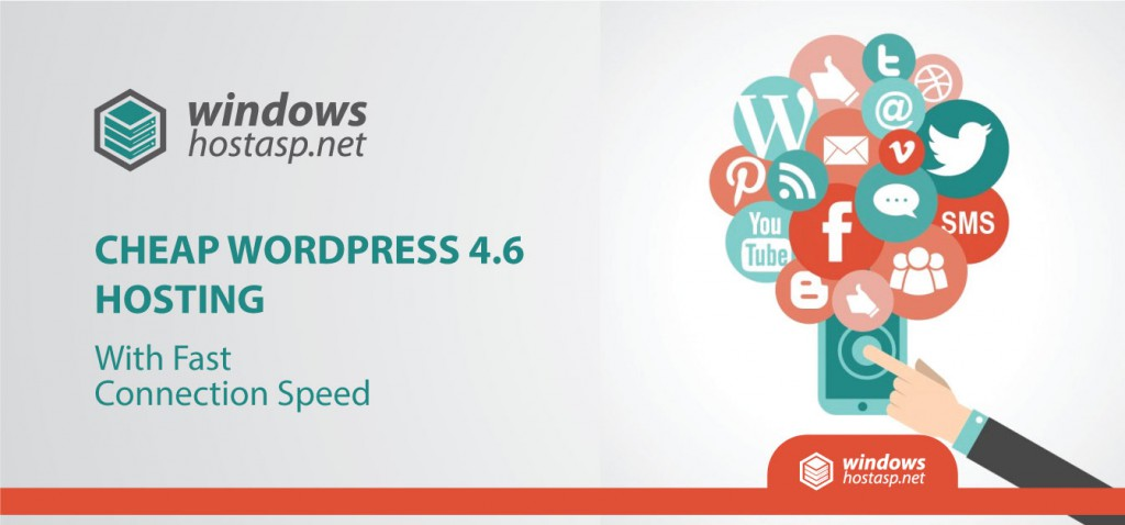 Cheap WordPress 4.6 Hosting With Fast Connection Speed