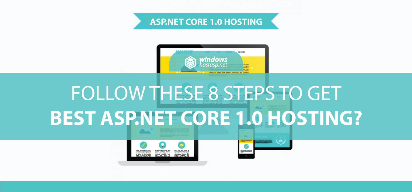 Best ASP.NET Core 1.0 Hosting | Cheap and Real Uptime